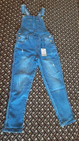 Продаю новий джинсовий комбінезон на дівчинку. PRIMARK