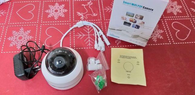 Câmara Vídeo Vigilância Wi-fi