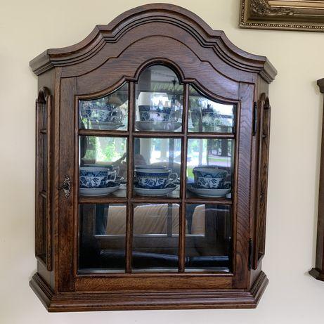 Настенная витрина для посуды мебель из Годландии