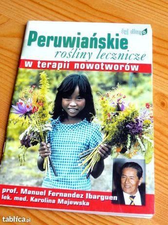 Peruwiańskie rośliny lecznicze