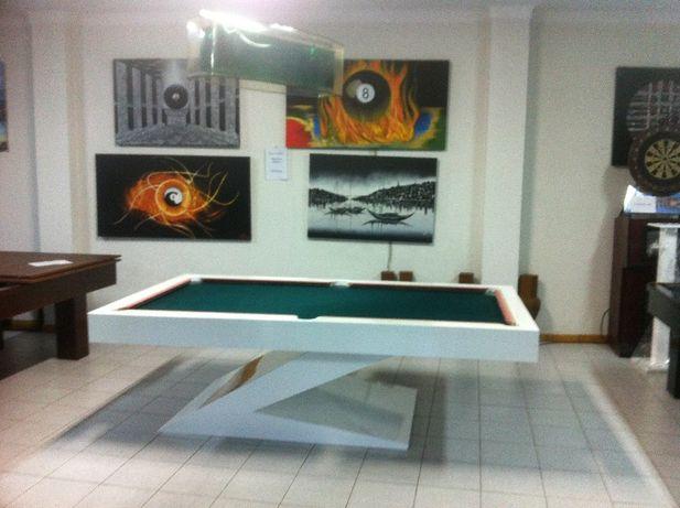 Bilhar / Snooker NOVO - Em Z