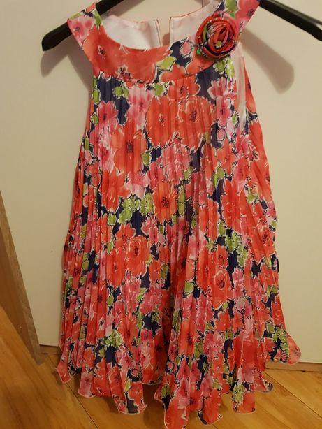 Sukienka czerwona 116