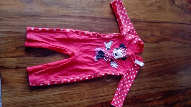 Disney at George - strój kąpielowy, myszka Miki Mini rozmiar 2-3 lata