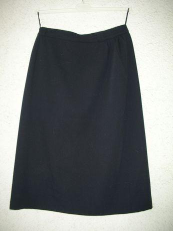 Spódnica czarna r L