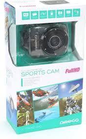 Wideorejestrator Kamera sportowa Platined Omega OMCDVR235