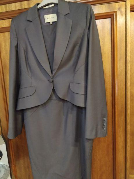 женская одежда платье с пиджаком (двойка - комплект)