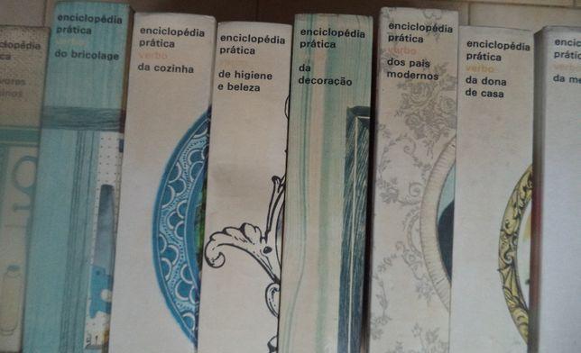 Enciclopédia Prática - 8 volumes