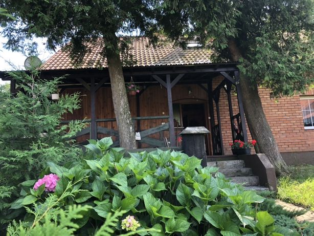 Gospodarstwo 15 ha w sercu Warmii, 2 stawy i prywatny las