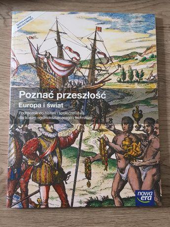Podręcznik liceum technikum Poznać przeszłość Europa i Świat