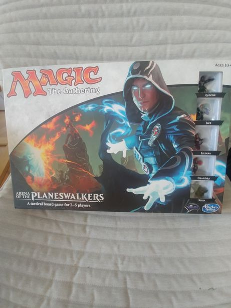 Gra Magic Strategy The Gathering Arena of the planewalkers