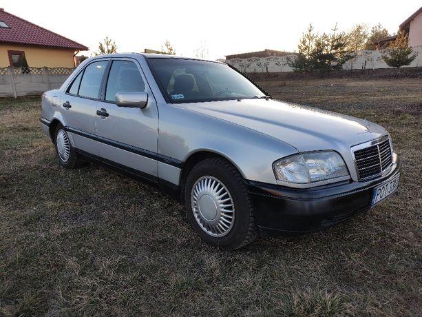 Mercedes-Benz C-klasa W202 2.3 benzyna + GAZ LPG 193KM Zadbany 2x koła