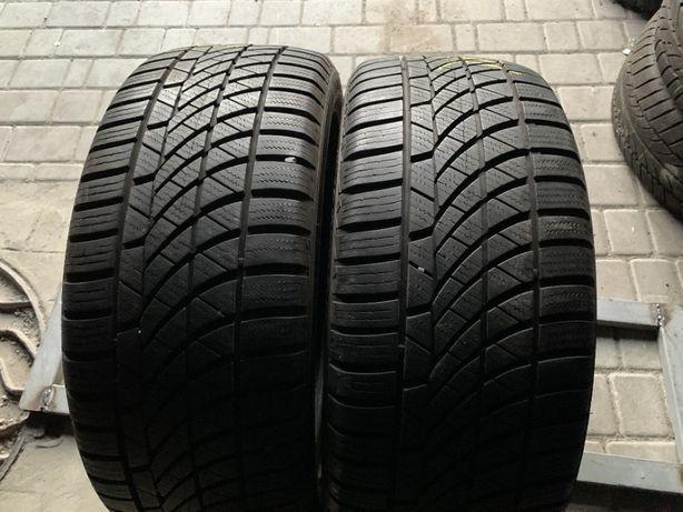 зима 225\45\R17 2017г Hankook 2шт шины шини
