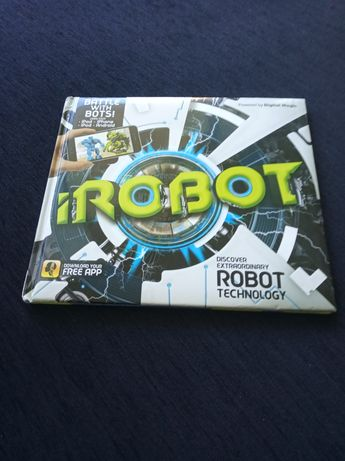 Livro iRobot - para jogo iRobot AR para android/ios
