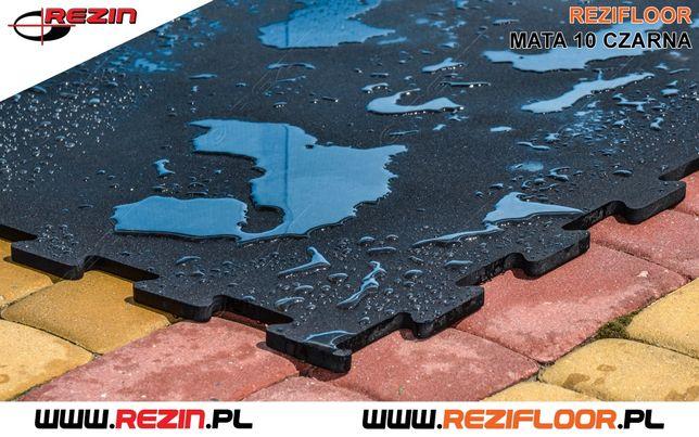 Mata podłoga gumowa 8 mm / pod basen ogrodowy / REZIN POLSKA