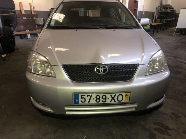Toyota Corolla comercial