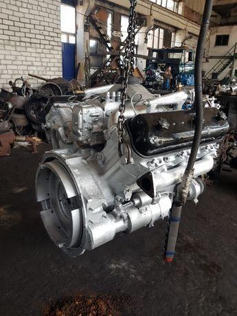 двигатель ЯМЗ 236 (гарантия 3 месяцев)