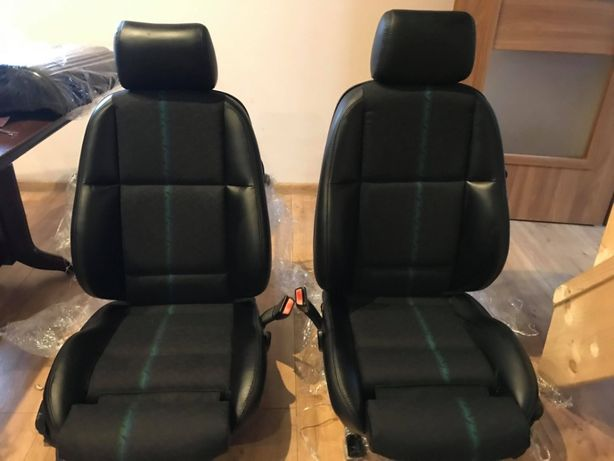siedzenia fotele sport sitze bmw e36 coupe ALPINA , RARYTAS ,UNIKAT