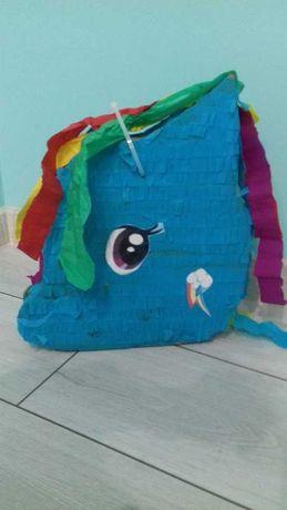 Piniata urodzinowa konik Pony