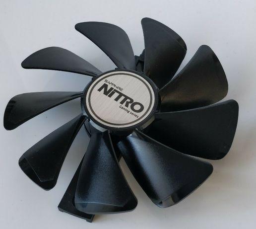 Sapphire кулер NITRO+/Puls RX 470/480/570/580/590 CF1015H12D