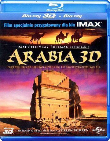 Bluray Arabia 3D IMAX