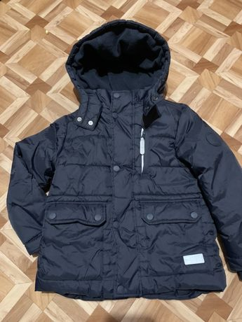 Куртка зимняя на мальчика 6 лет116 Jasper