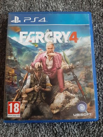 Gra Farcry 4 na ps4