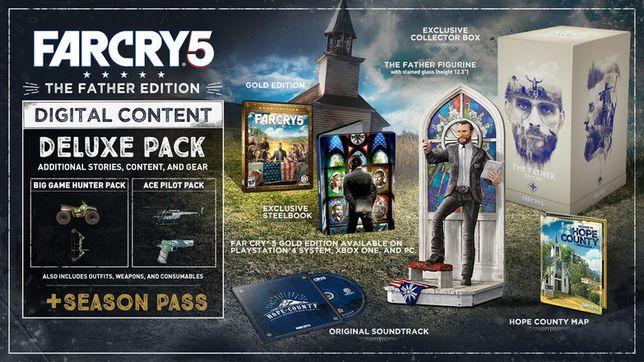 Far Cry 5 Collectors Edition