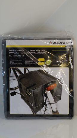 Nowa Sakwa Wyprawowa Bikepacking Dunlop 36x30x12cm