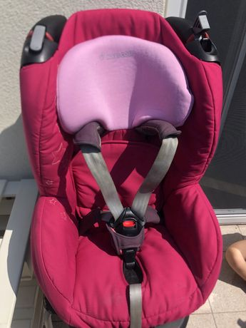 Fotelik samochodowy różowy maxi cosi Tobi 9-18kg