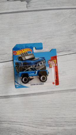Машинка hot Wheels Custom Ford Bronco 1:64