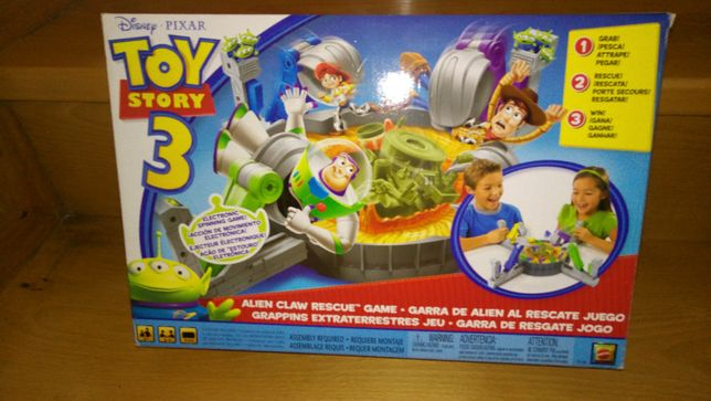 Jogo - toy story 3