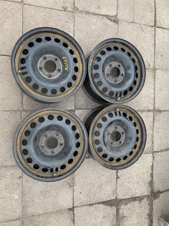 """Felgi stalowe 5x115 6,5jx16"""" ET41 Opel Chevrolet Zafira Astra CZUJNIK"""