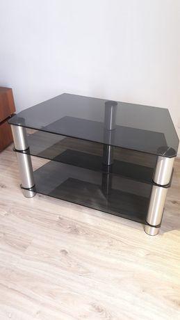 Szklany stolik pod TV