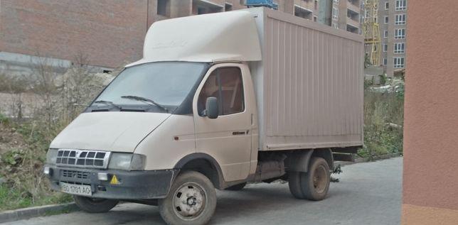 Автомобіль Газель 33022