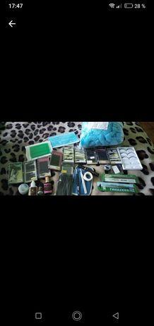 Материалы для наращивания ресниц,1000 грн