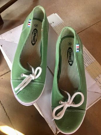 Damskie buty, zielone capwave, nowe, rozmiar 39