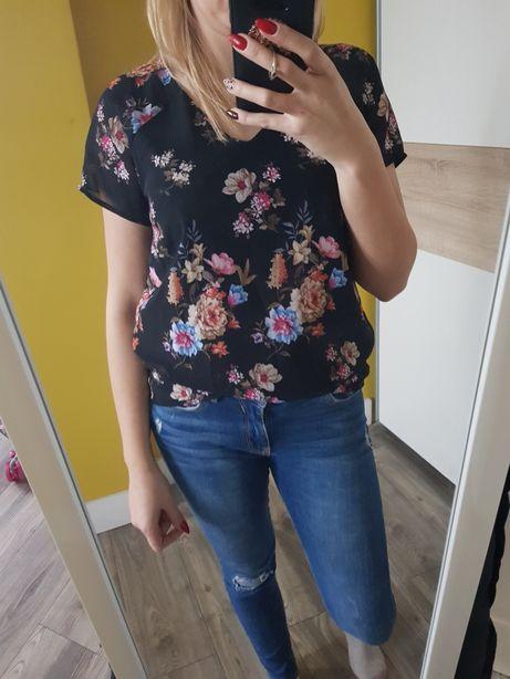 Bluzka w kwiaty House r M