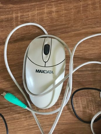 Мишка комп'ютерна робоча MAXDATA