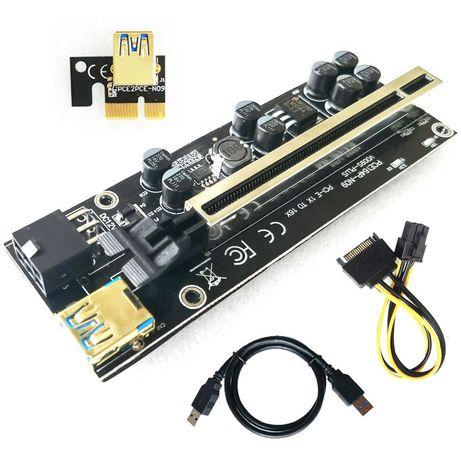 Riser V009S - PLUS para mining - Nova Versão!