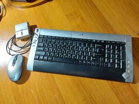 Продам беспроводную клавиатуру и мышь Сегодня/Завтра 400 руб забирайте