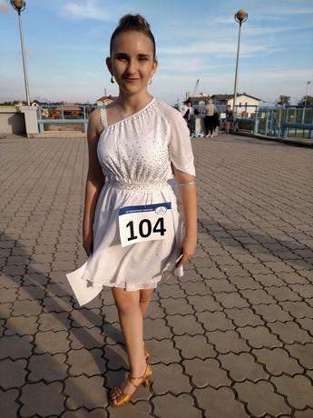 Платье латина 150-160