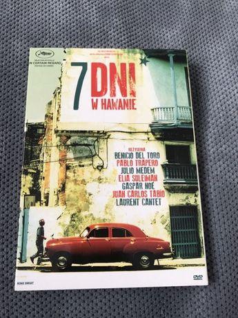 ***7 dni w Hawanie*** film DVD