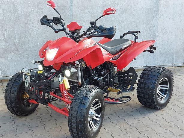 Quad Bashan One 250 ,zarejestrowany