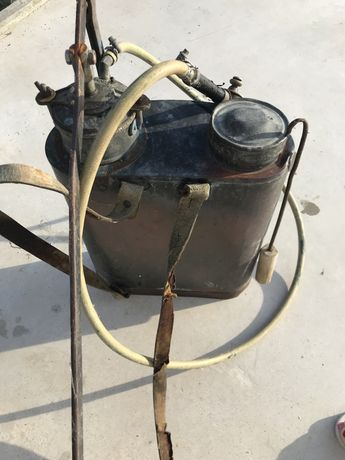 Pulvizador cobre