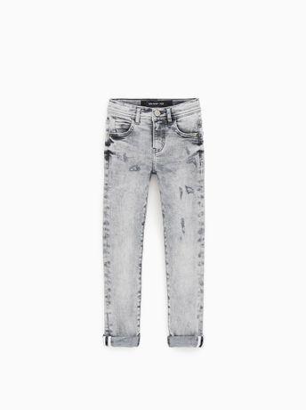 Zara spodnie skinny fit chłopięce 152 wiek 11-12 lat NOWE