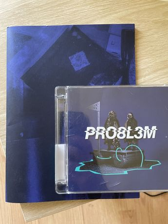 Pro8l3m - Pro8l3m lp preorder +zin