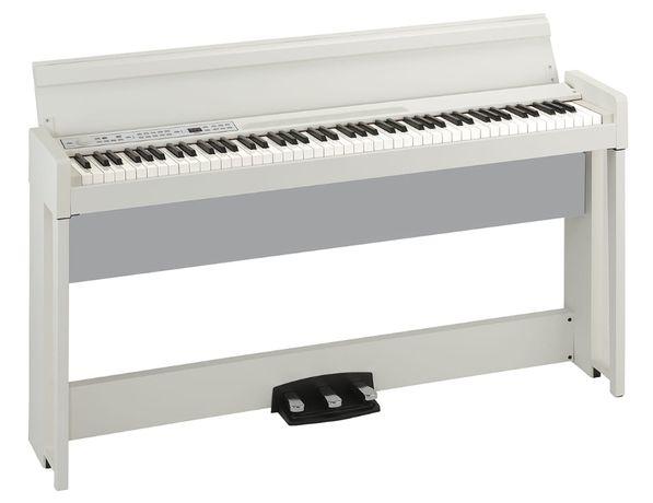 Korg C1 AIR WH biały - pianino cyfrowe