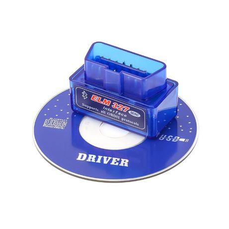Адаптер сканер V1.5 ELM327 Bluetooth/Wi-Fi OBD2 NEW