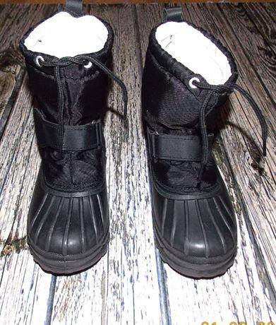 Зимние сапоги Сolor Kids для мальчика. размер 30 (19 см)