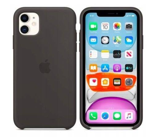 Oryginalne etui iPhone X czarne NOWE